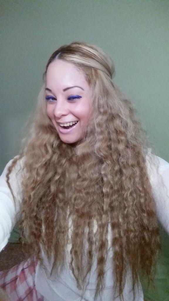 Hippie-Hairstyle