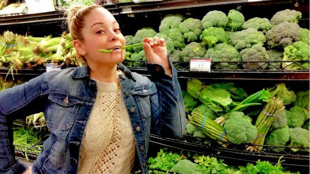 Carol's vegetables